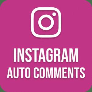 Instagram Kommentarer Automatisk